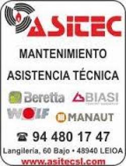 ASITEC MANTENIMIENTO INST. S.L.